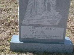George Frank Hairston