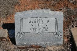 Myrtle P. Allen