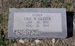 Obie W. Oliver
