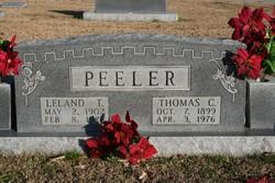 Leland <i>Tays</i> Peeler
