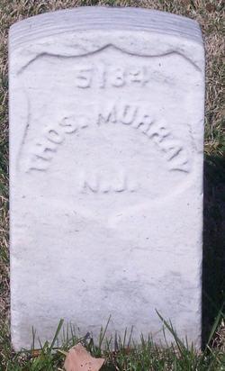 Pvt Thomas Murray