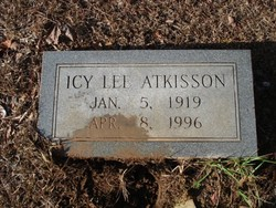 Icy Lee Atkisson