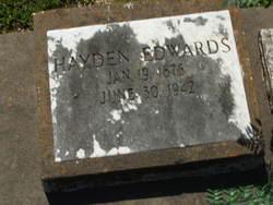 Hayden Edwards