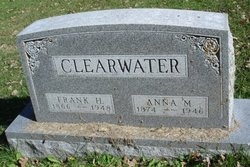 Frank H Clearwater