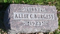 Allie C Burgess