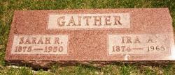 Sarah Roann <i>Rector</i> Gaither