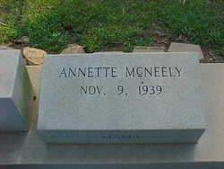 Annette McNeely Johnson