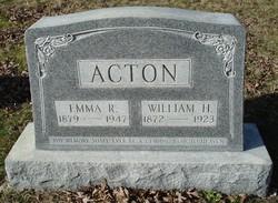 Emma R. Acton