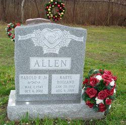 Harold R. Allen, Jr