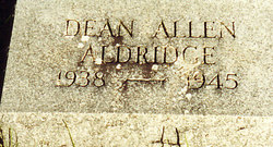 Dean Allen Aldridge