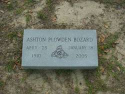Ashton Plowden Bozard