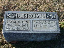 Amanda Burroughs