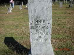 Minnie L. Adams