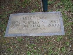 Shirley M <i>Weaver</i> Hillegass