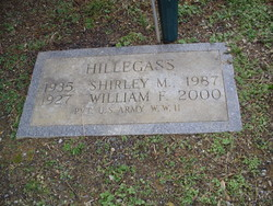 William Forrest Hillegass