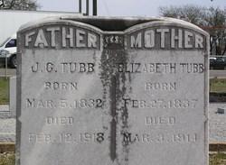 Elizabeth Ann <i>Thompson</i> Tubb