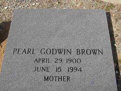 Annie Pearl <i>Godwin</i> Brown