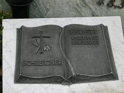 Herbert Schleicher