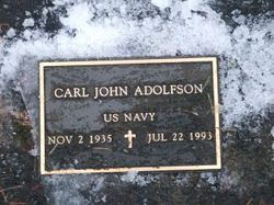 Carl John Adolfson