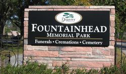 Fountainhead Memorial Park