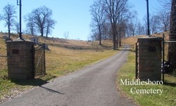 Middlesboro Cemetery