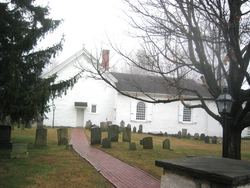 Saint Peters Church in the Great Valley Cemetery