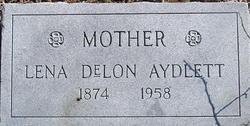 Lena <i>Delon</i> Aydlett