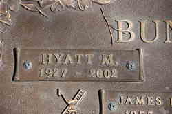 Chief Hyatt Miles Bunn, Jr