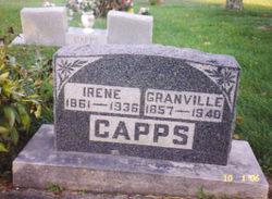 Harriet Irene <i>Watson</i> Capps