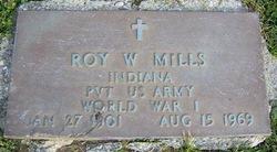 Roy W. Mills