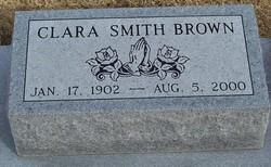 Clara Pauline <i>Smith</i> Brown