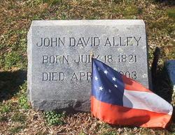 John David Alley