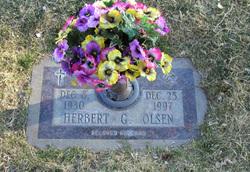 Herbert G. Olsen