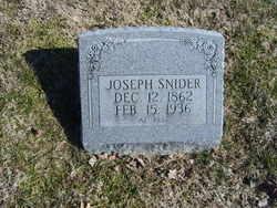 Joseph Snider