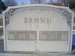 John Zimmerman Brown, Jr
