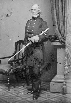 Gen Daniel Tyler