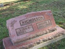 Joseph Nicholas Nicholson