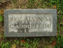 Rev Alvin M. Campbell