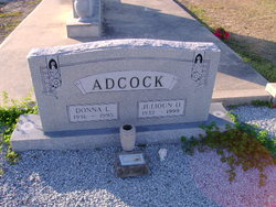 Donna Lucille <i>Strain</i> Adcock