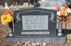 Kathy Eileen <i>Bridgforth</i> Beckett