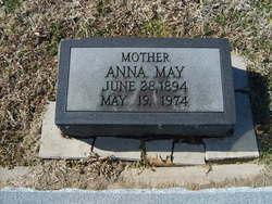 Anna May <i>Dowdy</i> Snider