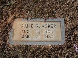 Frank R Acker