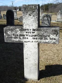Harriet Beall <i>Harry</i> Chesley