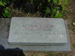 Lester L. Cox