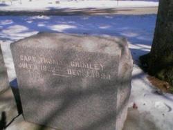 Capt Thomas Grimley