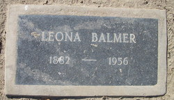 Leona Mae <i>Bush</i> Balmer