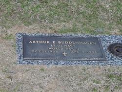 Arthur E Buddenhagen