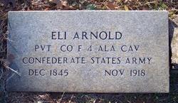 Pvt Ivy Eli Arnold