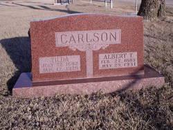 Tilda <i>Strandell</i> Carlson