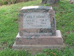 Joel Francis Adams